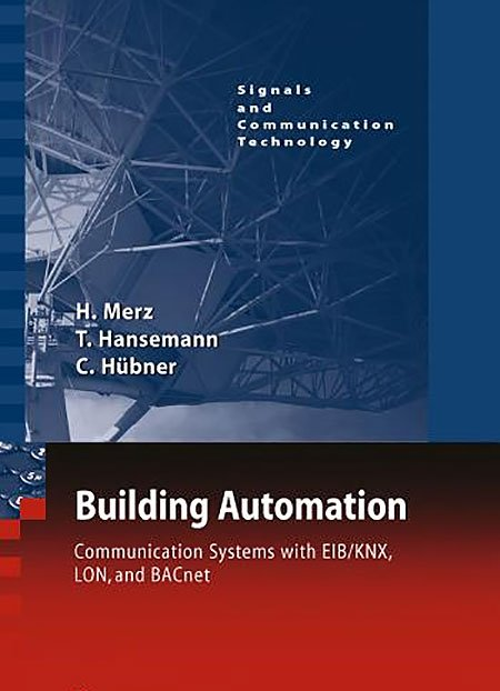 Building Automation - Introducing 9 books on building intelligence