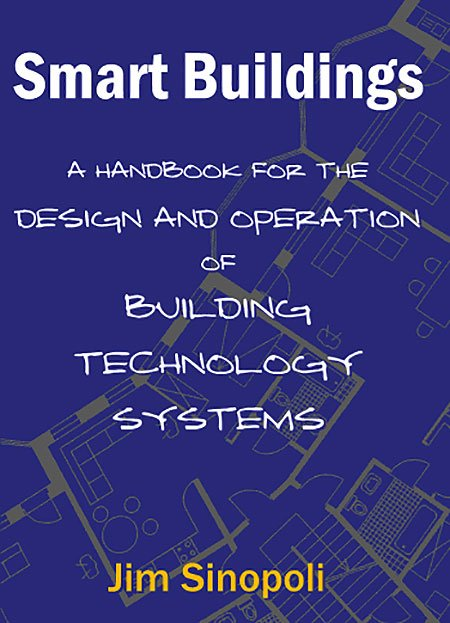 Smart Buildings - Introducing 9 books on building intelligence